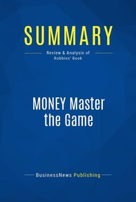 Summary: MONEY Master the Game - Librerie.coop