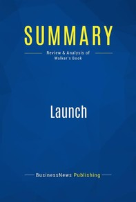 Summary: Launch - Librerie.coop