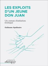 Les Exploits d'un jeune Don Juan - copertina