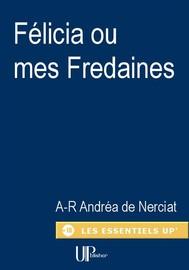 Félicia ou mes Fredaines - copertina