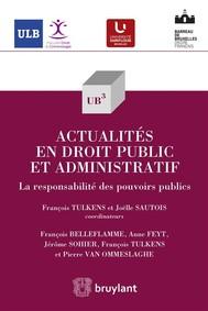 Actualités en droit public et administratif - copertina