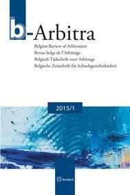 b-Arbitra - copertina