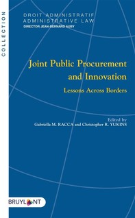 Joint Public Procurement and Innovation - Librerie.coop