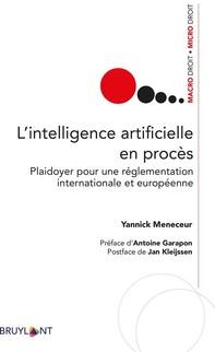 L'intelligence artificielle en procès - Librerie.coop