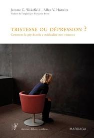 Tristesse ou dépression ? - copertina