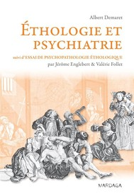 Ethologie et psychiatrie - copertina