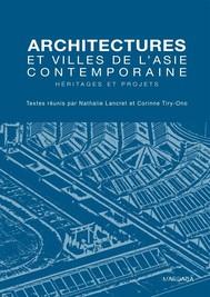 Architectures et villes de l'Asie contemporaine - copertina