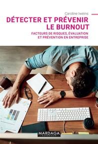 Détecter et prévenir le burnout - Librerie.coop