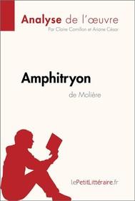 Amphitryon de Molière (Fiche de lecture) - copertina