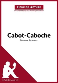 Cabot-Caboche de Daniel Pennac (Fiche de lecture) - copertina
