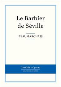 Le Barbier de Séville - Librerie.coop
