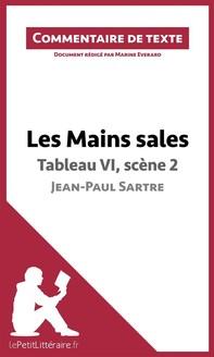Les Mains sales de Sartre - Tableau VI, scène 2 - Librerie.coop