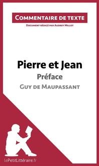 Pierre et Jean de Maupassant - Préface - Librerie.coop