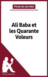 Ali Baba et les Quarante Voleurs (Fiche de lecture) - copertina