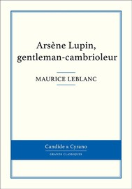 Arsène Lupin, gentleman-cambrioleur - copertina