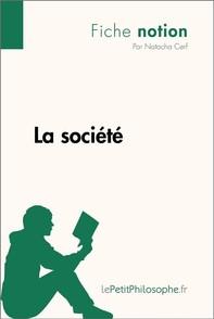 La société (Fiche notion) - Librerie.coop