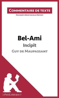 Bel-Ami de Maupassant - Incipit - Librerie.coop
