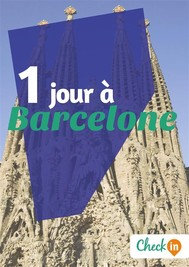 1 jour à Barcelone - copertina