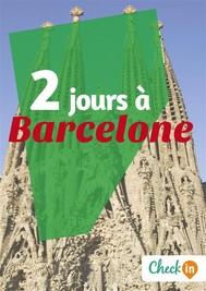 2 jours à Barcelone - copertina