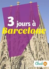 3 jours à Barcelone - copertina