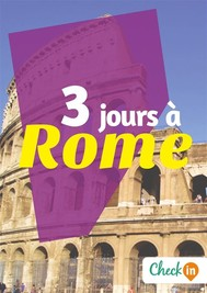 3 jours à Rome - copertina