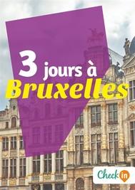 3 jours à Bruxelles - copertina