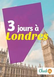 3 jours à Londres - copertina