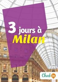 3 jours à Milan - copertina