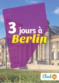 3 jours à Berlin - copertina