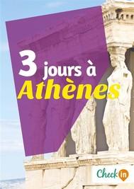 3 jours à Athènes - copertina