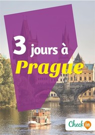 3 jours à Prague - copertina