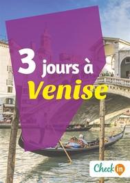 3 jours à Venise - copertina