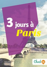 3 jours à Paris - copertina