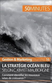La stratégie Océan bleu selon C. Kim et Mauborgne - Librerie.coop