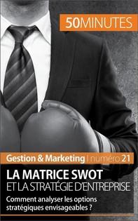 La matrice SWOT et la stratégie d'entreprise - Librerie.coop