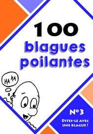 100 blagues poilantes - copertina