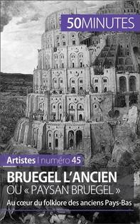 Bruegel l'Ancien ou « paysan Bruegel » - Librerie.coop