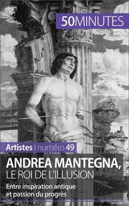 Andrea Mantegna, le roi de l'illusion - copertina