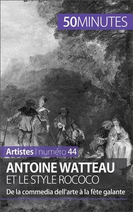 Antoine Watteau et le style rococo - copertina