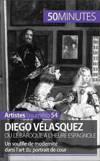 Diego Vélasquez ou le baroque à l'heure espagnole - Librerie.coop