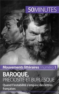 Baroque, préciosité et burlesque - copertina