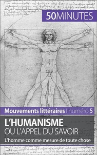 L'humanisme ou l'appel du savoir - copertina