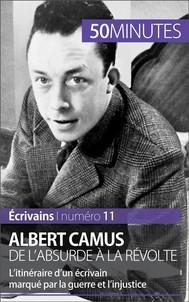 Albert Camus, de l'absurde à la révolte - copertina