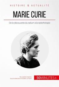 Marie Curie - copertina