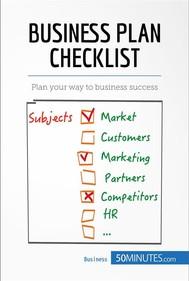 Business Plan Checklist - copertina