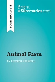 Animal Farm by George Orwell (Reading Guide) - copertina