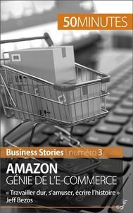 Amazon, génie de l'e-commerce - copertina