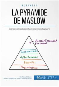 La pyramide de Maslow - Librerie.coop