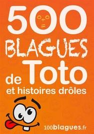 500 blagues de Toto et histoires drôles - copertina