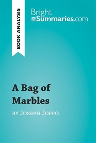 A Bag of Marbles by Joseph Joffo (Book Analysis) - copertina